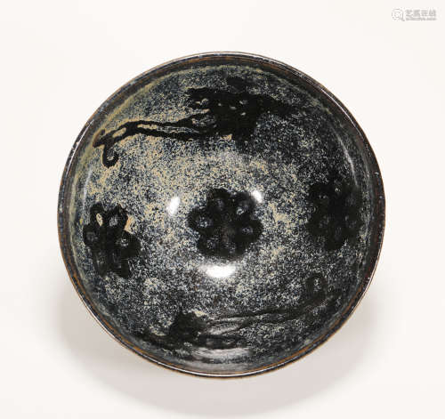 Song Dynasty - Jizhou Ware Plate