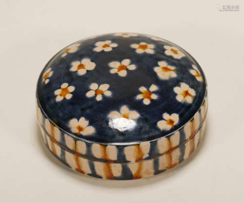 Tang Dynasty - Colored Powder Box
