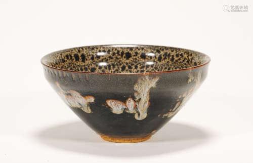 Song Dynasty - Jizhou Ware Cup