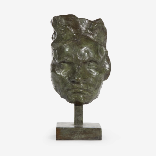 Antoine Bourdelle (French, 1861–1929), , Beeth…