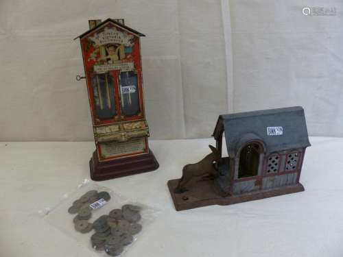 Victoria Stollwerck's piggy bank, period: around 1…