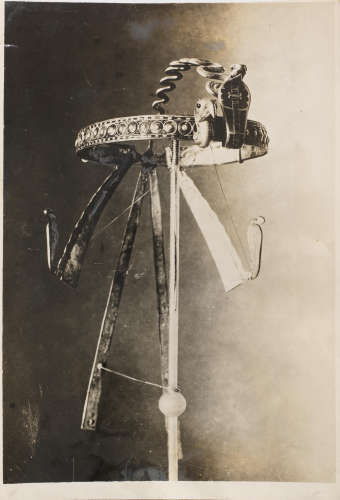 A collection of 14 photographs relating to the opening of the Tomb of Tutankhamun, 1922-1923, by Harry Burton