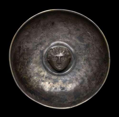 East, 2nd century BC IIth century AD Circular silv…