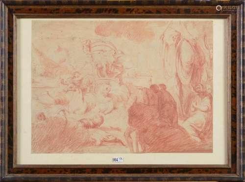 Testa Pietro (1611 1650). Attr…
