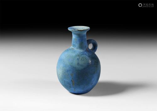 Egyptian Blue Bottle