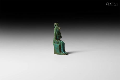 Egyptian Sekhmet Amulet