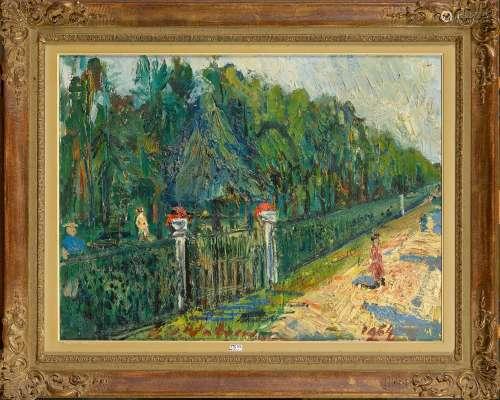 WOLVENS Henri Victor (1896 - 1977)