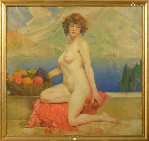 BAES Emile (1879 - 1954)