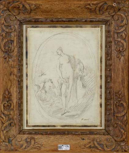 VOUET Simon (1590 - 1649). (?).