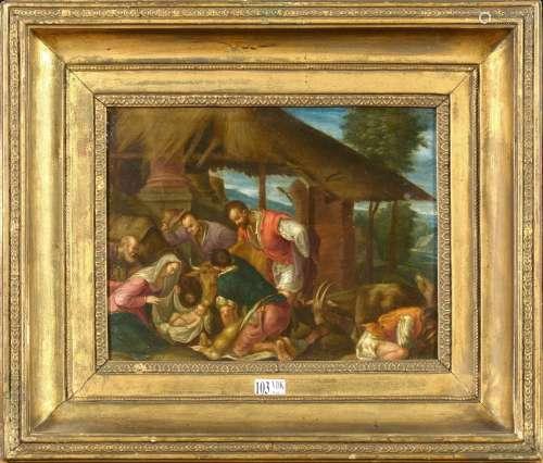 BASSANO Jacopo (c. 1510/15 - c. 1592). Atelier de.