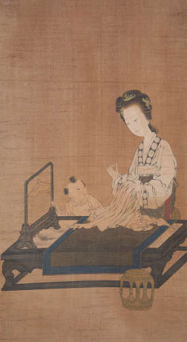 Anonymous Qing dynasty
