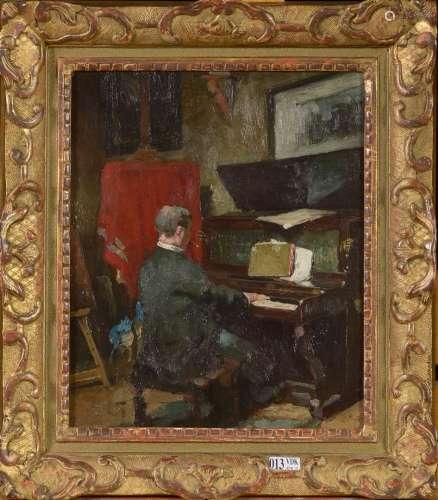 OYENS Pieter (1842 - 1894)