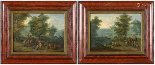 BESCHEY Carel (1706 - 1776)