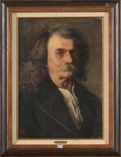 JOHNSON  Eastman  (1824 - 1906). (?).