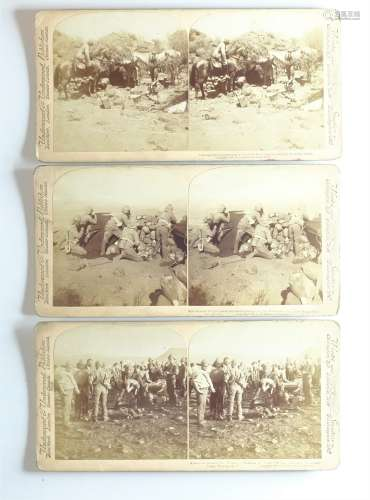 Stereo Cards and Stereoscopes, cards - geometrical (14) and ...