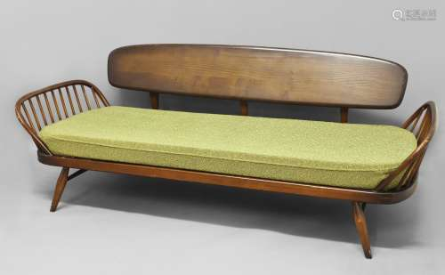 ERCOL VINTAGE STUDIO COUCH/DAY BED Model No 355 and designed...