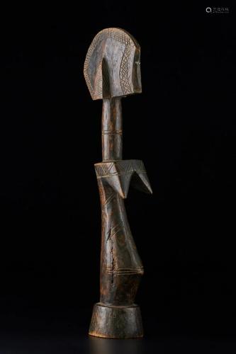 Arte africana Biiga doll, MossiBurkina Faso.