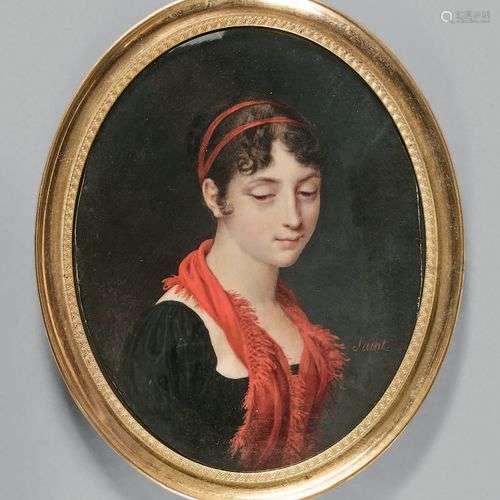 Daniel SAINT (Saint Lô, 1778 1847)