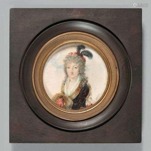 Jean Baptiste ISABEY (1767 1855).