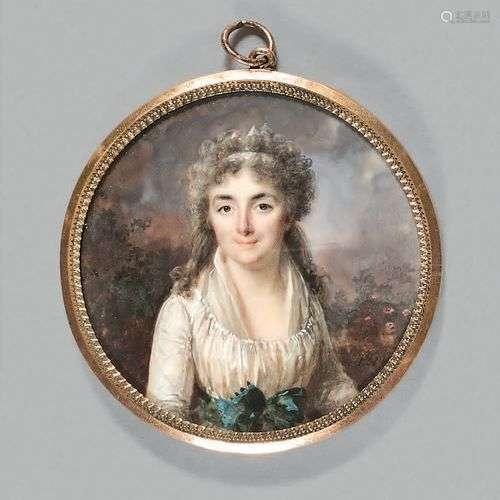 Louis Lié PERIN SALBREUX (Reims, 1753 1817)