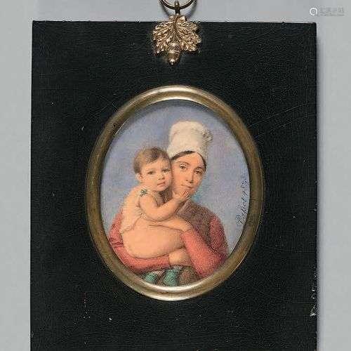 Gabriel Aristide PASSOT (Nevers, 1797 Paris, 1875).