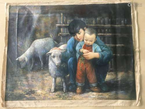 anonymous painting