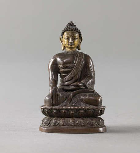 Bronze des Buddha Shakyamuni