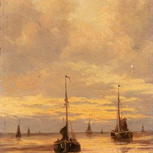 Hendrik Willem Mesdag (Groningen 1831 - The Hague 1915)
