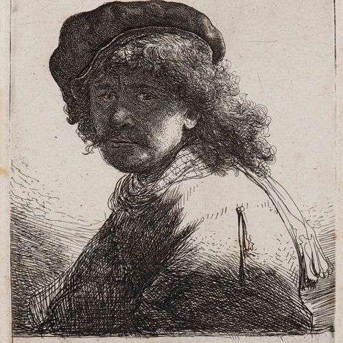 Rembrandt Harmensz. van Rijn (Leiden 1506 - Amsterdam 1669)