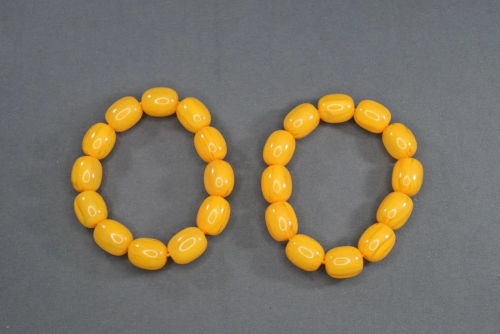 A Pair Bead Bracelet