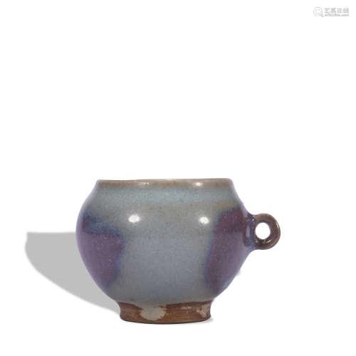 A Jun kiln cup