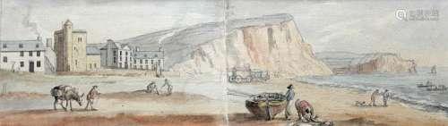 COPLESTONE WARRE BAMPFYLDE (1720-1791) TEIGNMOUTH Titled ver...