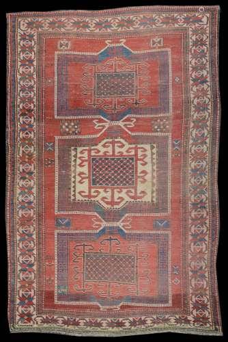 A Kazak rug c.1900