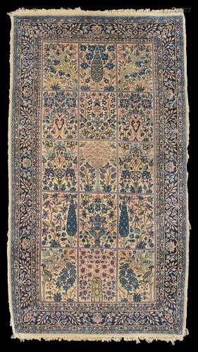 A Persian Garden pattern rug c.1930