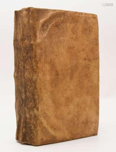 LUCIEN DE SAMOSATE. OPERA. Haguenau, Pierre Burbach, (1535)....