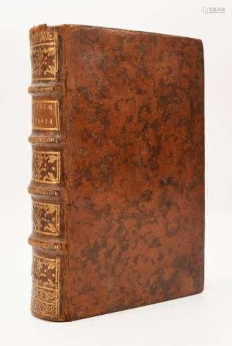 ALCIAT (A). TRACTATUS PRAESUMPTIONUM. Lyon, Vincent I de Por...
