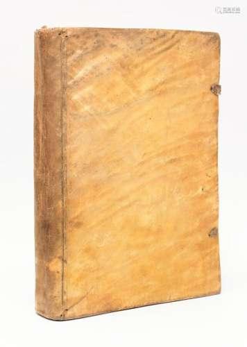 PAULUS DE SANCTA MARIA. SCRUTINIUM SCRIPTURARUM. Mantua, Joh...