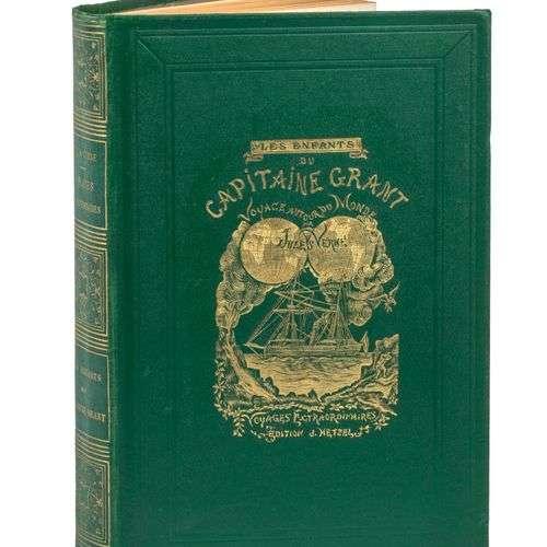 [Les Tours du Monde] Les Enfants du capitaine Grant par Jule...