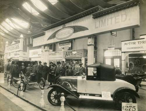 Paper Collectables,Motoring Photographs