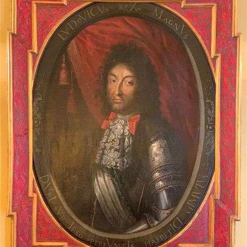 Ecole FRANCAISE de la fin du XVIIe siècle Portrait de Louis ...