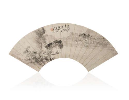 Chine, période Qing,  XVIIIe siècle