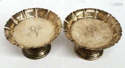 Peter Guille Ltd New York Vintage Sterling Silver Bowls