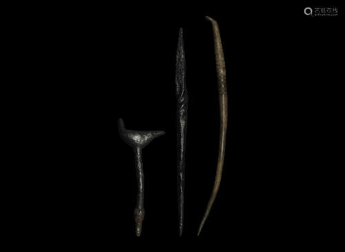 Romano-Celtic Stylus and Implements Group
