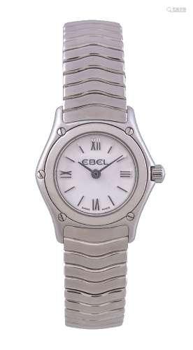 Ebel, Classic Wave, Ref. E9656E01