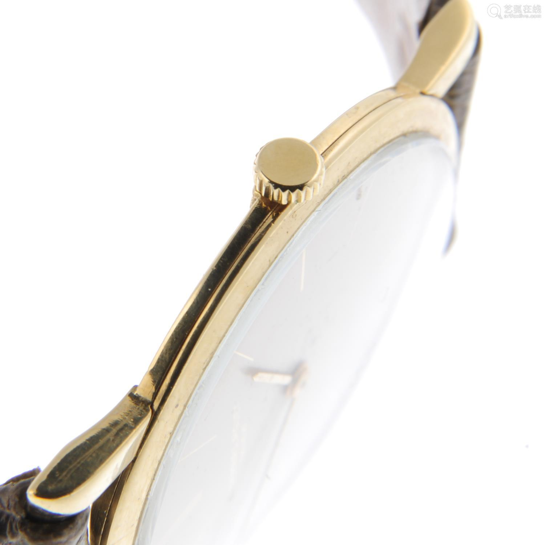 AUDEMARS PIGUET - a gentleman's wrist watch.