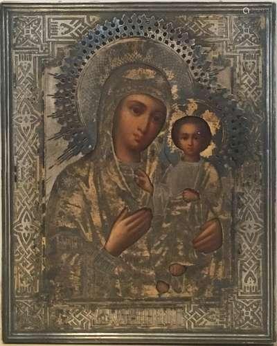 MÈRE DE DIEU DE SMOLENSK, RUSSIE, 1887
