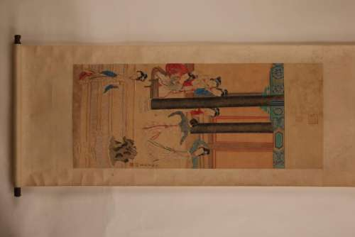 TANG YIN (唐寅1470-1524)