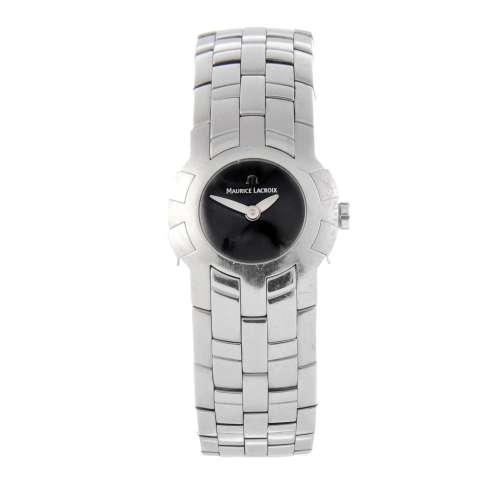 MAURICE LACROIX - a lady's Intuition bracelet watch.