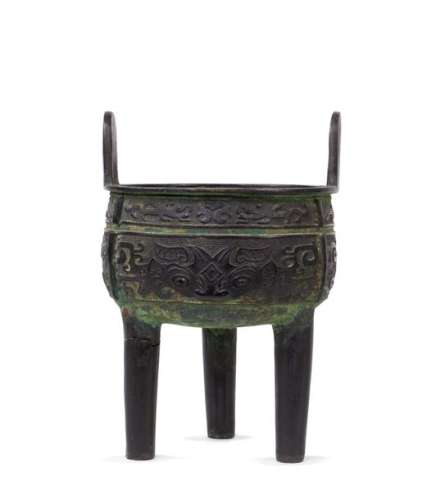 CHINE, XVIIe siècle