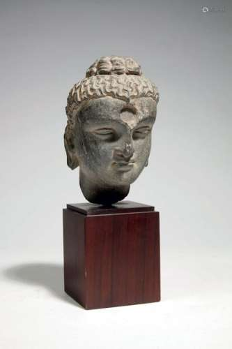 INDE GANDHARA, art gréco bouddhique, IIe/IVe siècl…